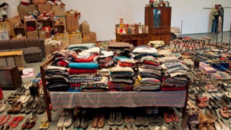 Куди віднести вживаний одяг