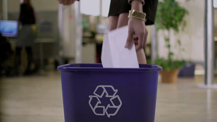 Як організувати сортування сміття у своєму офісі