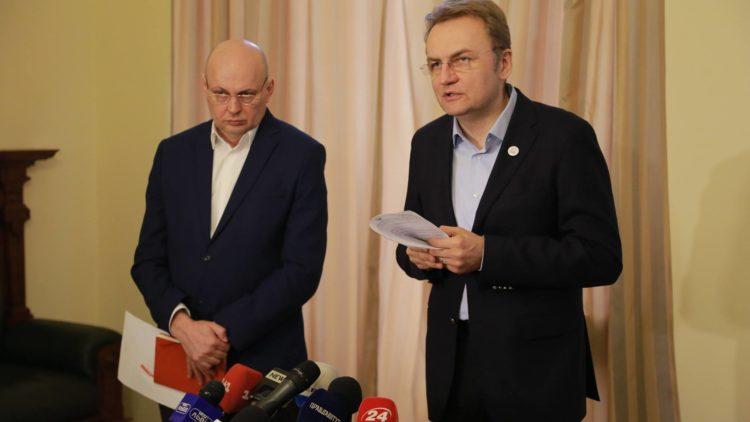 Сергій Бабак: «Впродовж семи днів відходи будуть вивезені з міста»