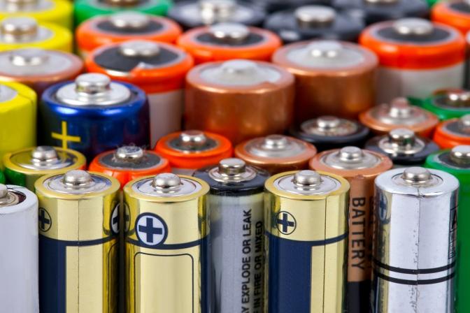 Де у Львові можна здати використані батарейки