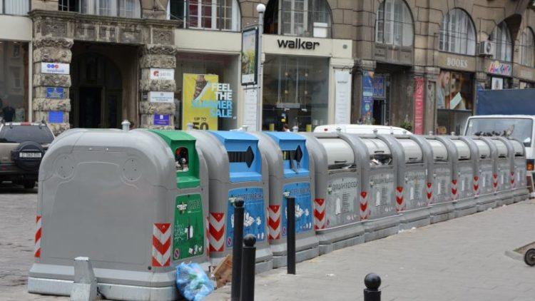 На сміттєвих майданчиках Львова лежить 8,5 тис тонн відходів
