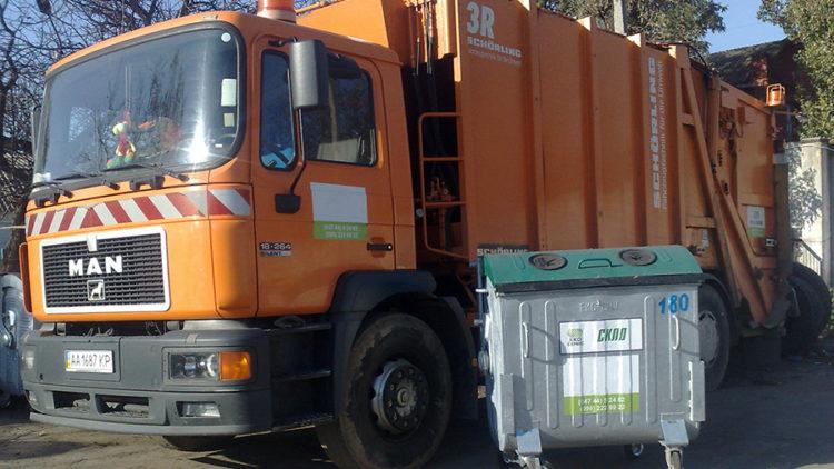 Недобросовісних перевізників львівського сміття притягнуть до відповідальності