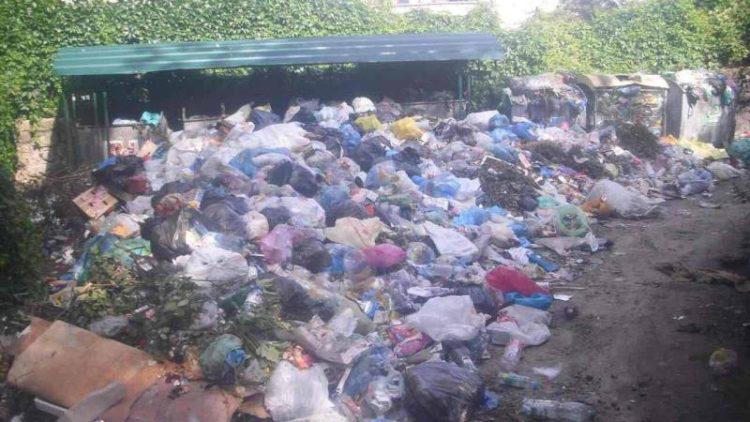 Помітного покращення на сміттєвих майданчиках досі немає