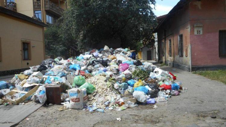 Львівська мерія виділила ЛОДА 25 млн на вивезення сміття
