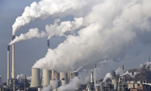 В Україні на 80% забруднюють атмосферне повітря ТЕЦ – мінекології