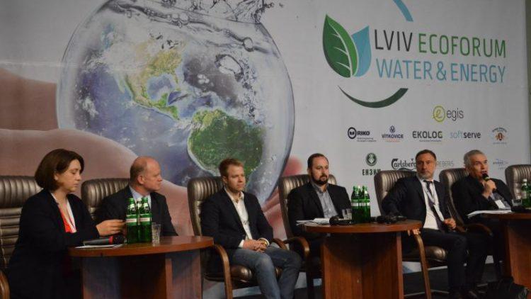 У Львові триває  ІІІ Міжнародний екологічний форум «Вода та Енергія»