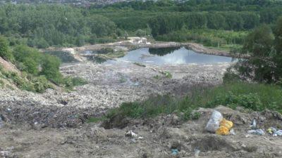 Інфільтратні озера на Грибовицькому сміттєзвалищі очищатимуть з більшою потужністю