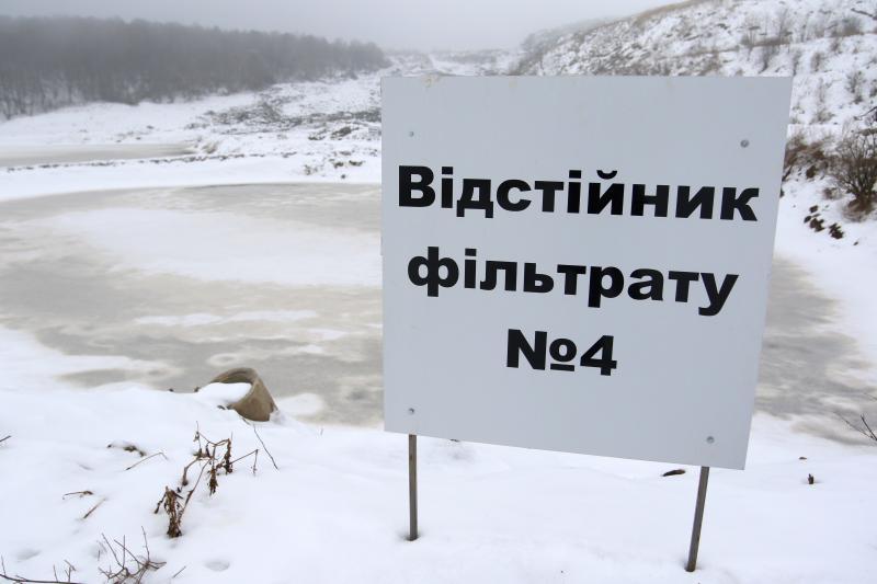ЛКП «Збиранка» оголосила тендер на очистку грибовицьких фільтратів: очікувана вартість робіт 8 млн гривень