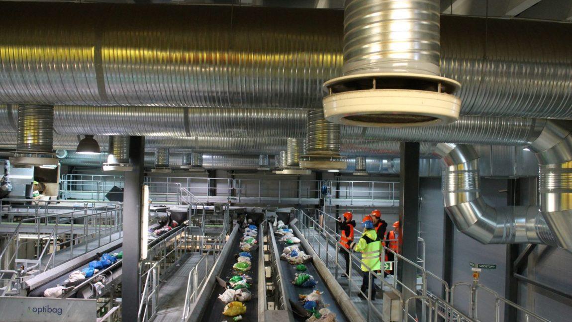 У Львові оголосили конкурс набудівництво сміттєпереробного заводу