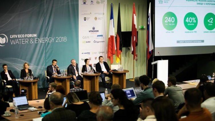 Львів представив стратегію вирішення проблеми відходів наміжнародному Екофорумі