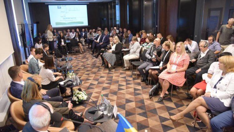 Львів представив Стратегію поводження звідходами наміжнародній конференції «Чисте довкілля— здорове життя»