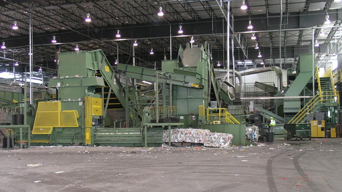 ЄБРР збільшить об'єм кредитних коштів на завод з переробки сміття у Львові