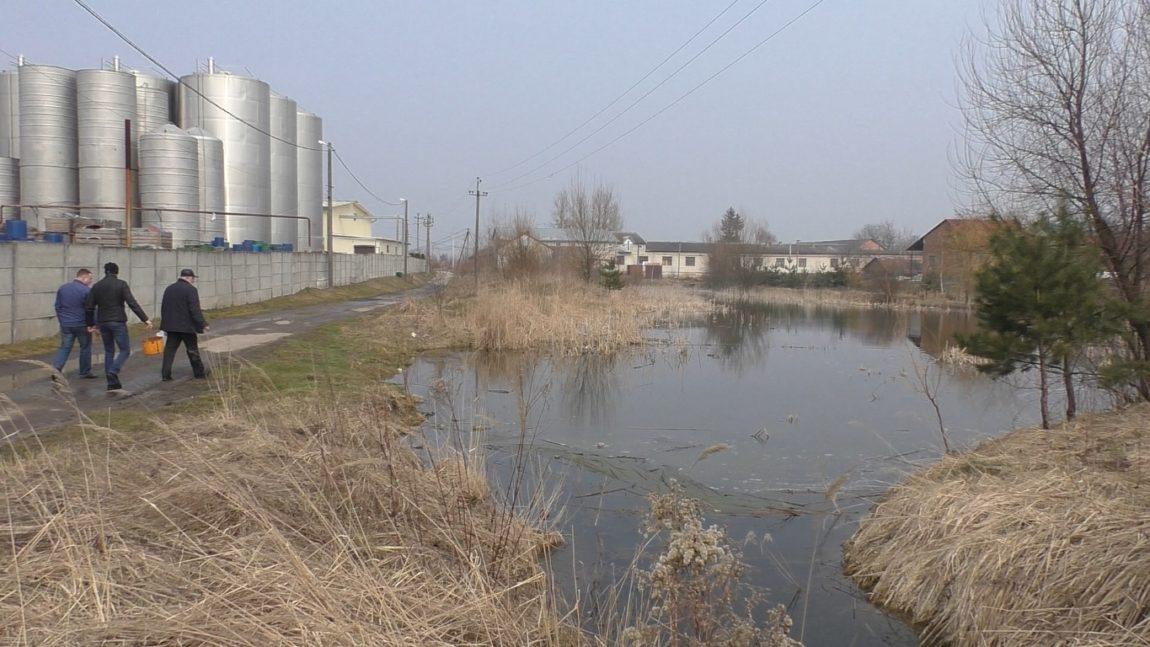 Продовження історії на заводі в Городку