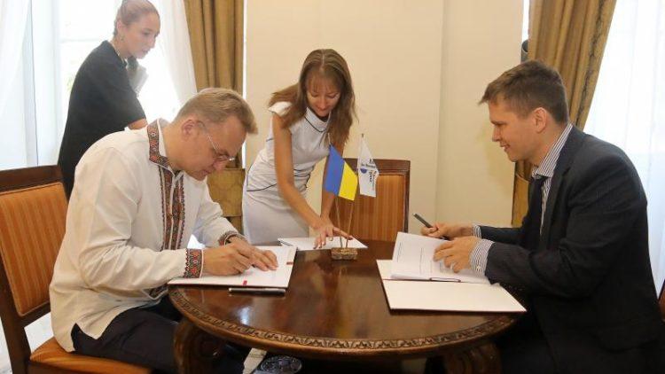 Львів підписав Договір гарантії зЄБРР для реалізації проекту поводження зТПВ